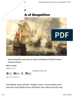 Geopolitics Triumph