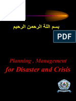 STUDENT Disaster Ppt