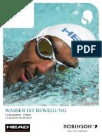 Wasser Ist Bewegung Programm PDF