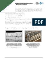HDGA Info Sheet No4 Si P Effects (1)