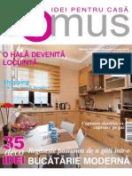 Revista Domus 06, iunie 2010