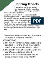 Derivatives Problems