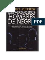 Verdaderos hombres de negro, Los - Zerpa, Fabio.pdf