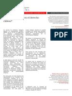 Territorio Indigena en El Derecho Chileno