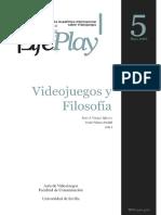 LiFe Play_Filosofia y Videojuegos Volumen5
