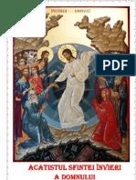 Acatistul Sfintei Invieri a Domnului