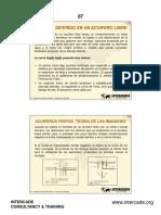 CARACTERISTICAS HIDRAULICAS DE INTERES EN MINERIA Y MODELAMIENTO HIDROGEOLOGICO COMPUTACIONAL PARTE 6