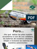 Programa de Pilas Ecológicas