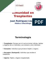 248638709 Inmunidad en Trasplantes USMP2014