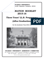 151007 4000 Admissions to LLB 3Yr Programme-2015 Information Booklet 1
