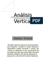 Analisis Vertical y Horizontal (1)