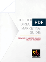 The Ultimate Direct Mail Marketing Guide