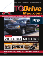 Auto Drive Magazine - Issue 11