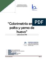 Informe 6 Color
