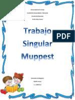 Trabajo Singular de Muppest