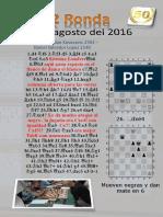 Ronda 2 Mislata 2016