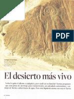 El Desierto Más Vivo