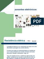 Componentes eletrónicos