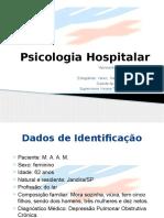 Trabalho Psicologia Hospitalar