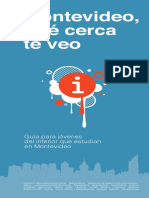 Montevideo Que Cerca Te Veo Guia Estudiantes Interior 2016 Def Web