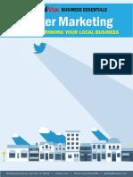LocalVox eBook Twitter Marketing