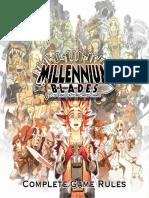 MillenniumBlades Web Rulebook
