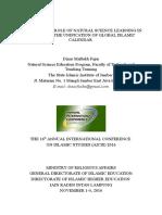Proceeding AICIS 2016 Dinar Maftukh Fajar Atur Footnote