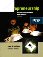 C0.Entreprenuership 5th Ed Barringer