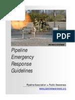 Pipeline ER Guidelines