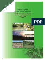 Climate Change the Fiji Islands Response