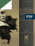 EL ESTADO COLOMBIANO-En El Modelo Teorico de-Thomas Hobbes