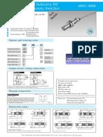 Proximity Sensor AM1_AP-2H