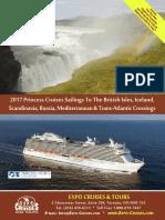 2017 Princess Cruises EUROPE o