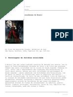 Pombagira e as Faces Inconfessas Do Brasil