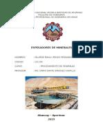 espesadores de minerales