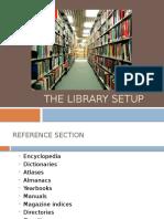 The Library Setup