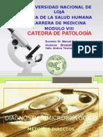 Dg.con Metodos Microbiológicos