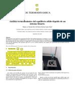 Informe practica Análisis termodinámico del equilibrio sólido-líquido de un sistema binario, Grupo 08.pdf(corregido).pdf