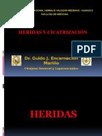 Heridas y Cicatrización - Dr. Guido.pptx