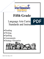 6th HUGE Curriculum Resource