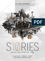 Stories from an Island City - Programme