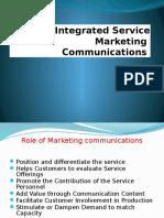 Service Communication Mix