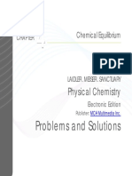 Chapter 04 Chemical Equilibrium