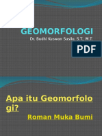 Geologi Dasar 0 - Geomorfo & Roman Muka Bumi.pptx