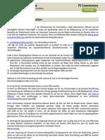PS Commentary 26.05.2010 - Willkommen Im Land Der Realisten