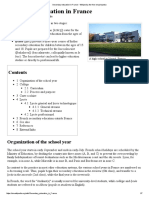 Secondary Education in France - Wikipedia, The Free Encyclopedia