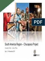 South America Chucapaca 15112011