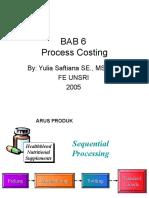 Bab 6 Process Costing