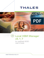 1270A596-018.2 Local HSM Manager v5.1.7