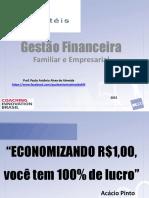 Gestao Financeira Palestra